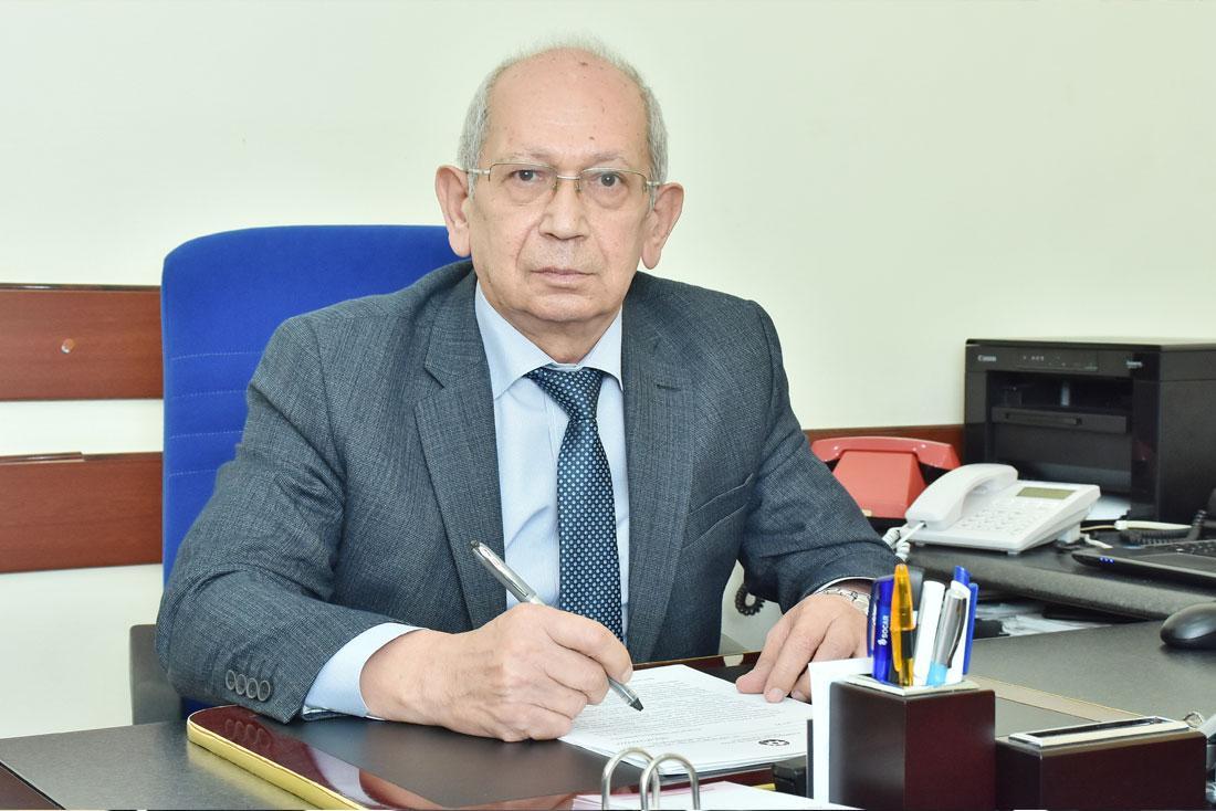 Alimimiz Rusiya Təbii Elmlər Akademiyasının həqiqi üzvü seçildi